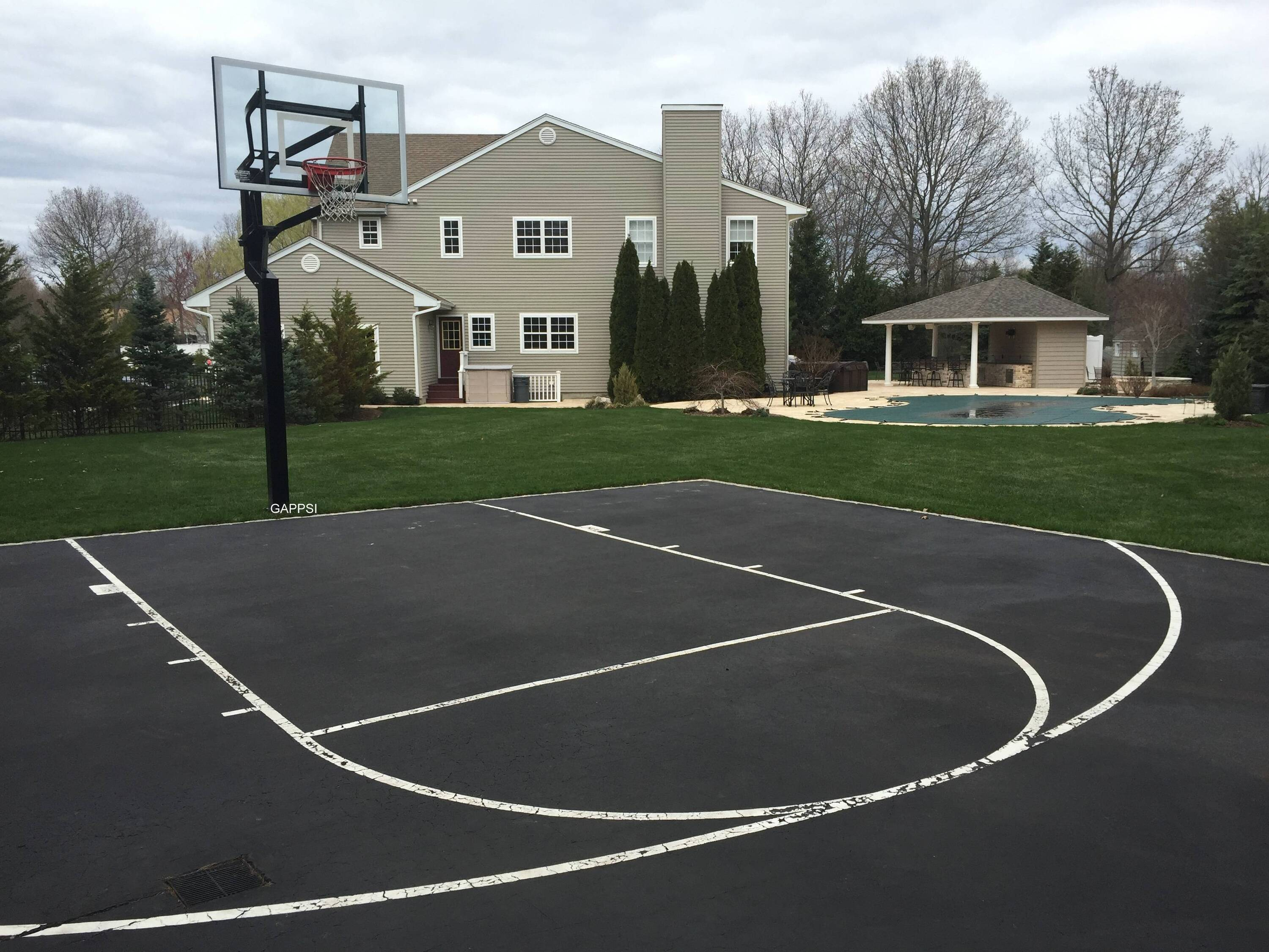 Basketball Courts  Gappsi