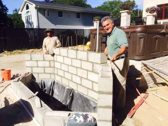 sheer descends contractor Suffolk county- gappsi