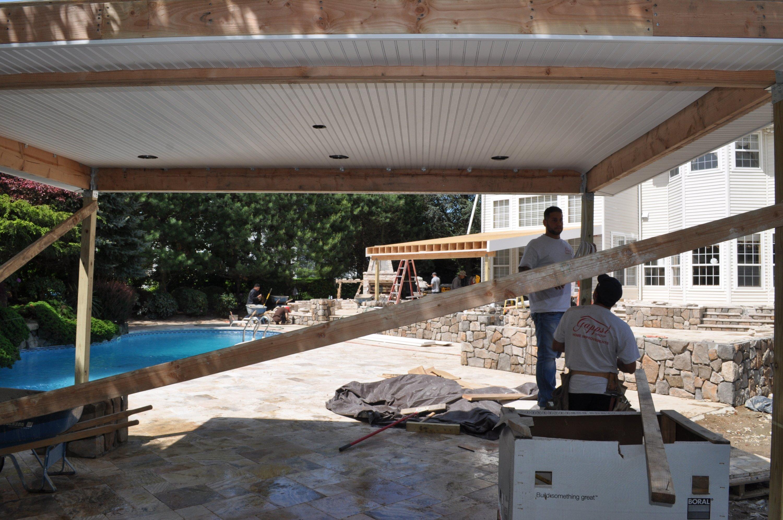 East Setauket NY Backyard Designer and Builder  Gappsi