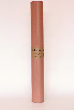 Red Rosin Metric Roll G A P Roofing