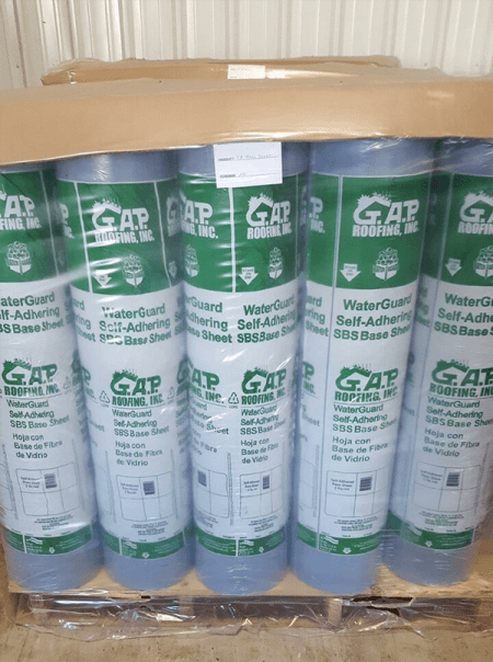 SBS Self-Adhered Products