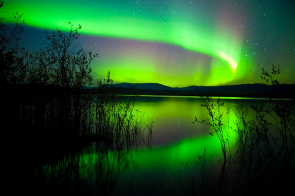 Northern Lights Iceland November