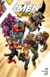 x-men gold one