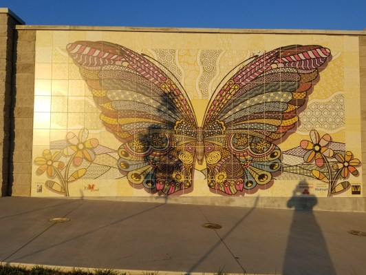 Mercy Park mural