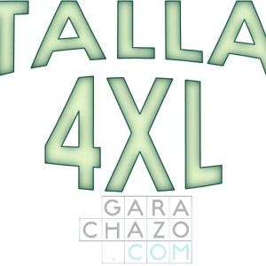 Talla 4XL