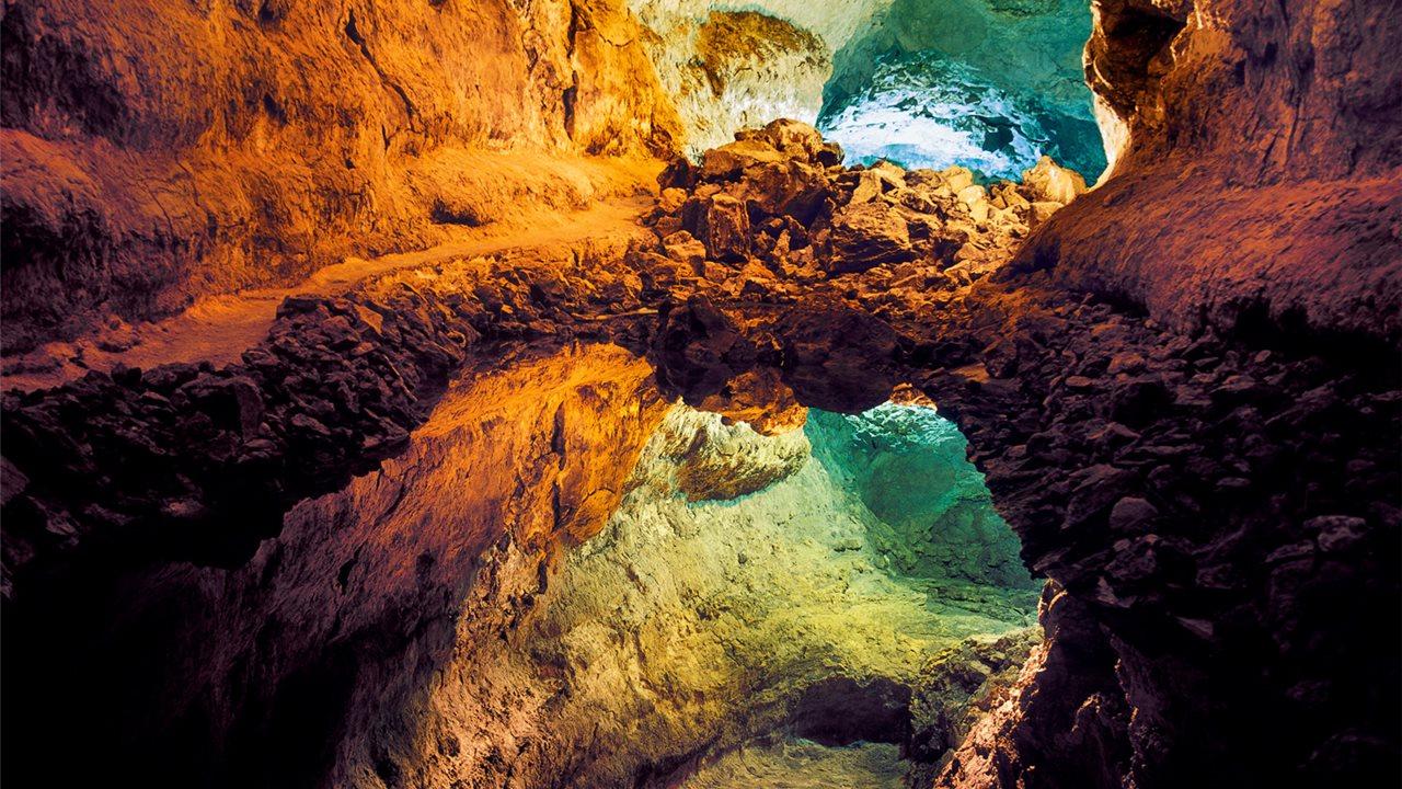 Jameos del Agua y Cueva Los Verdes