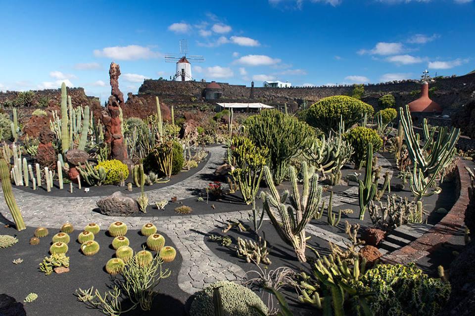 El norte de Lanzarote ofrece volcanes, bodegas, arquitectura y aventura salvaje