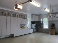 Garage Cabinets: Garage Cabinets Built