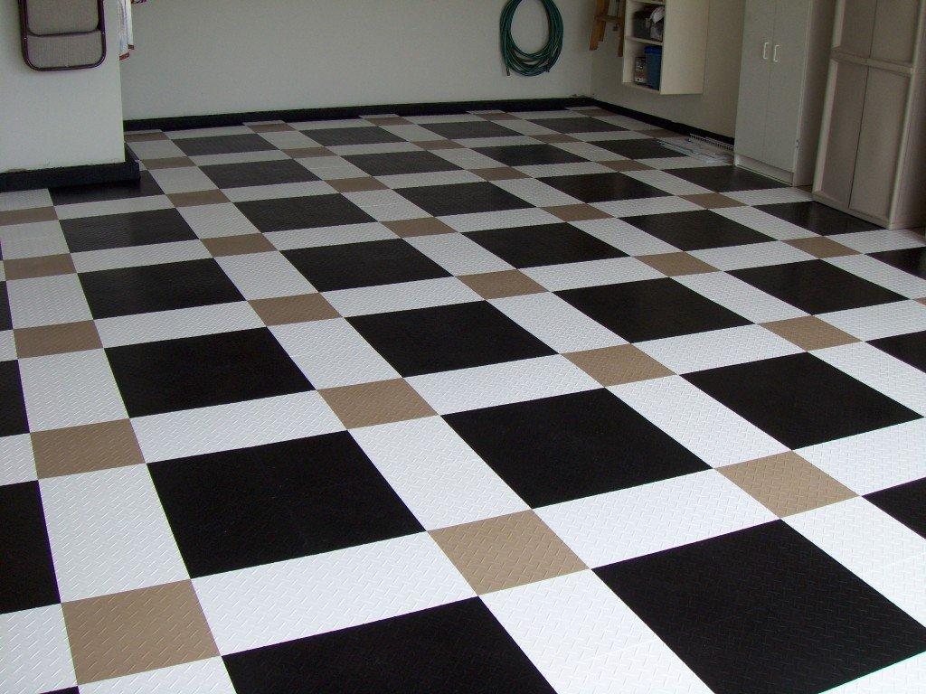 Black, White and Beige RaceDeck