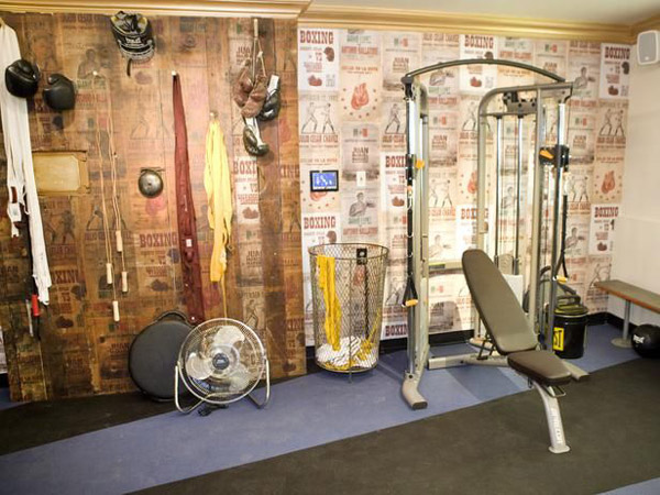 Inspirational Garage Gyms & Ideas Gallery Pg 6  Garage Gyms