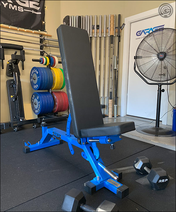 Rep Fitness Ab 5000 : fitness, Fitness, AB-5000, Zero-Gap, Adjustable, Bench, Review