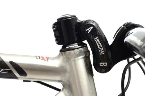 コラムのヘッドパーツ「FSA Carbon Top Cover(カーボントップカバー)」交換とグリスアップ編