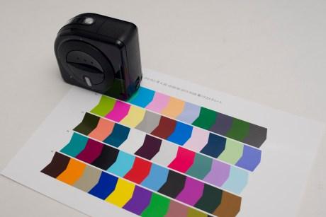 プリンターで正確な印刷をするための「ICCプロファイル」作成「COLORMUNKI PHOTO」編