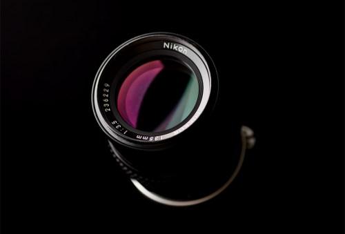 D800でオールドニッコール「Nikon Ai NIKKOR 135mm f3.5」を装着