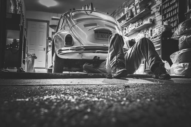 Révision mécanique auto