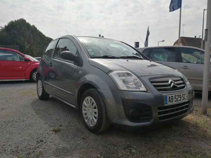 Citroën C2 BERLINE 1.1 i 60