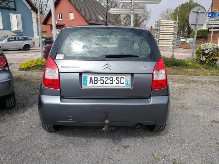 Citroën C2 BERLINE 1.1 i 60