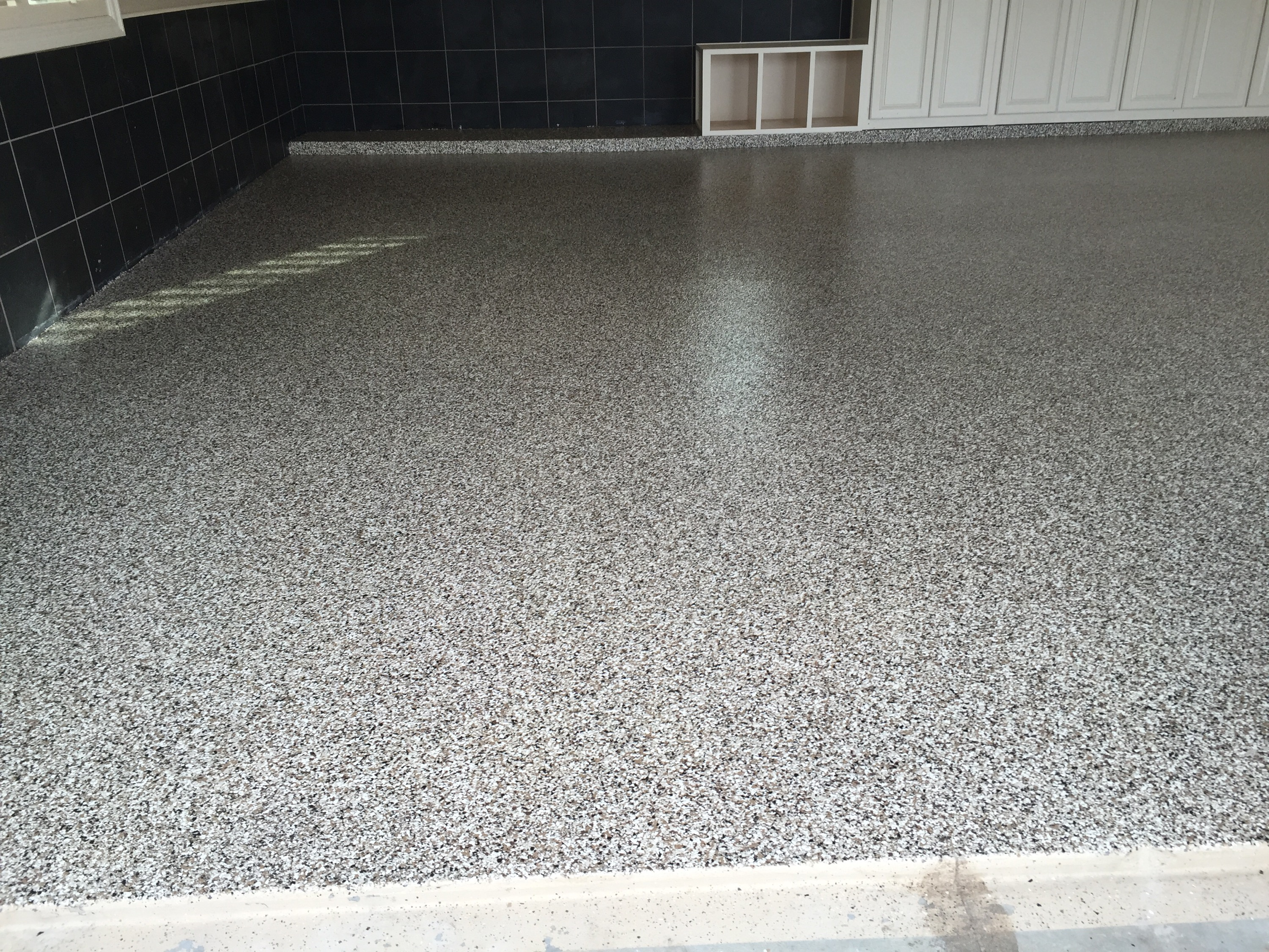 Epoxy Garage Floors That Are Beautiful And Commercial Gradegarage Revolution