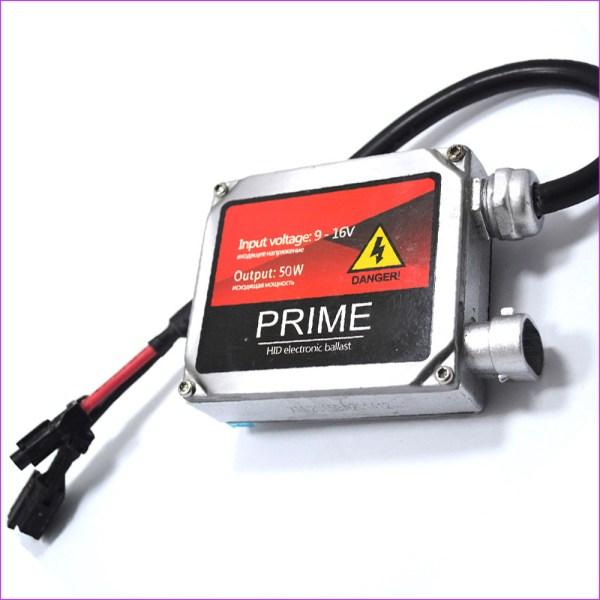 Prime 9-16-50W мощный ксенон