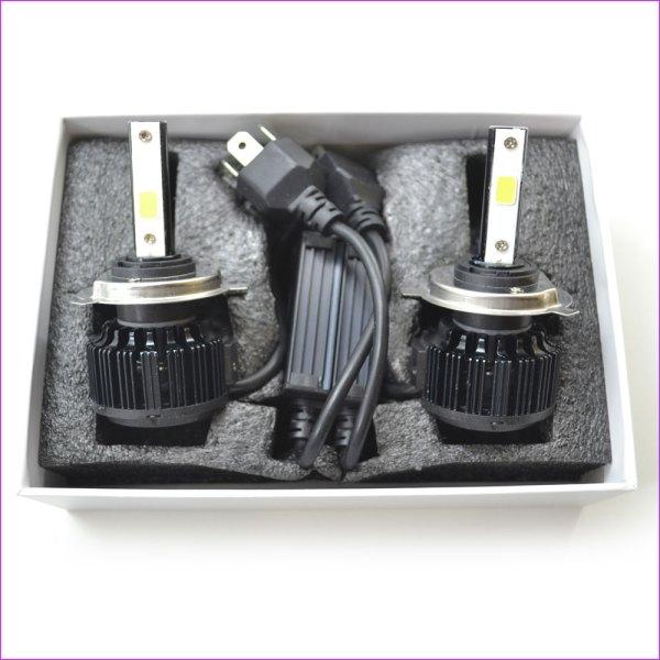 LED лампа H4 5000K, купить LED лампа H4 5000K, купить в запорожье, установить LED лампа H4 5000K