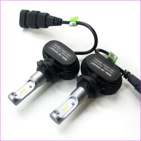 лампы LED GALAXY ZES HB4