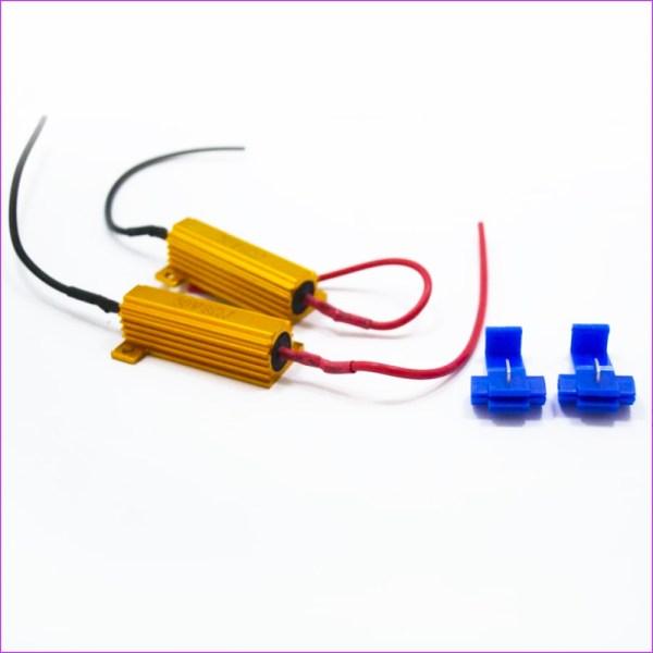 Резистор 50W 8 Ом