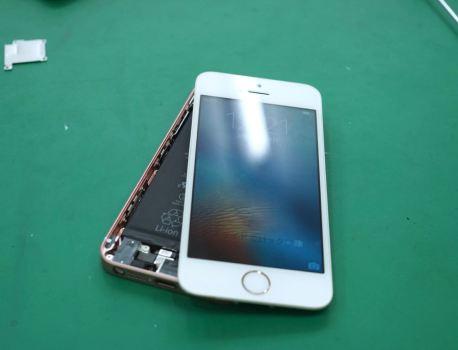 本日発売 iPhone SE ガラス割れ修理 開始いたします!!