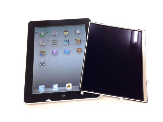 iPad 液晶修理