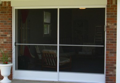 Garage Screen Doors Garage Aire By Slider Brothers