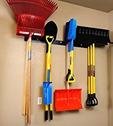 How to Store Garden Tools in your Gararge