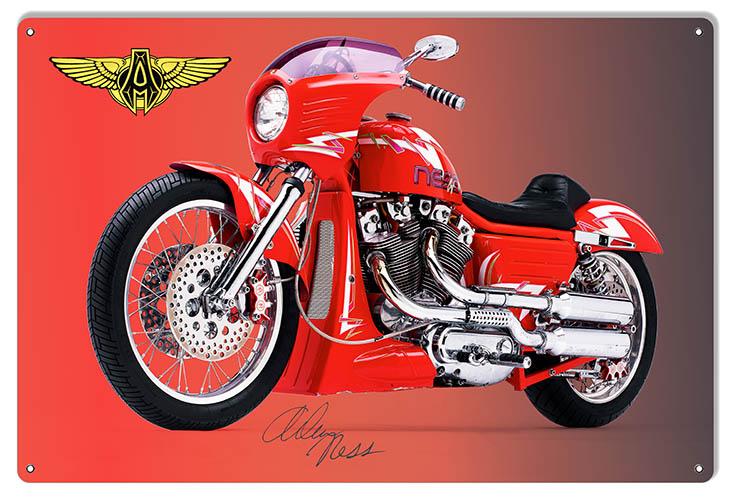 RG6765 Arlen Ness Signature Series Motorcycle