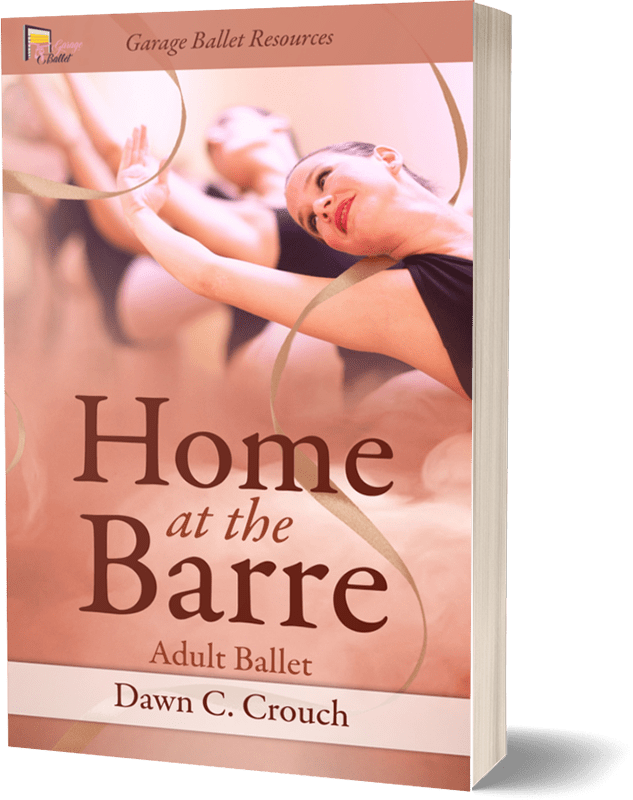 Home at the Barre: Adult Ballet