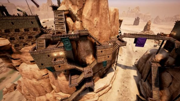 Conan Exiles Review: Hunters and Gatherers | Garage Band Gamers