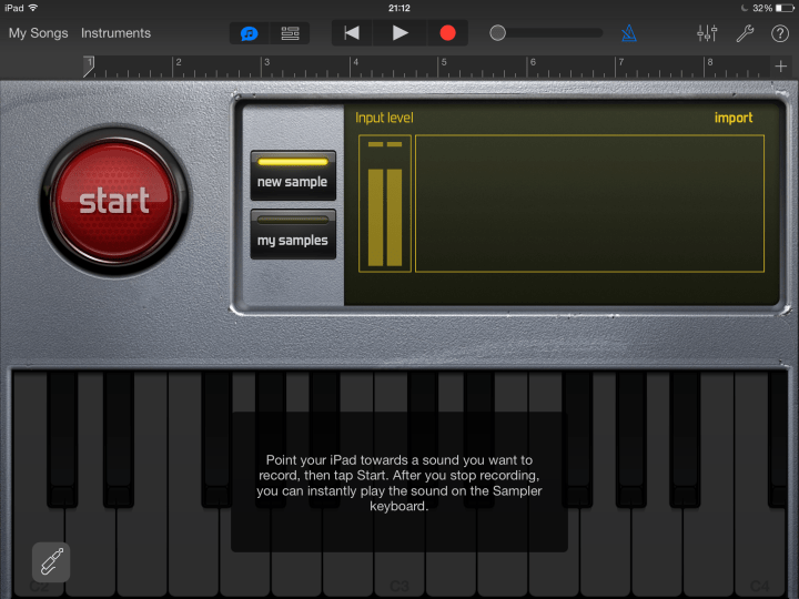 Garageband Sampler Tutorial