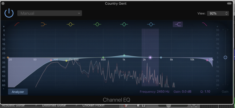 What Is EQ And How To Use It In Garageband - Garageband