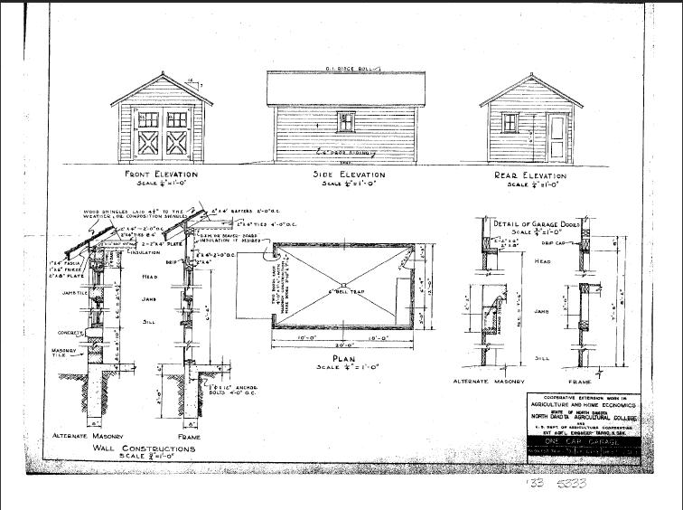 Build Wood Garage Kits DIY PDF woodworking plans flat
