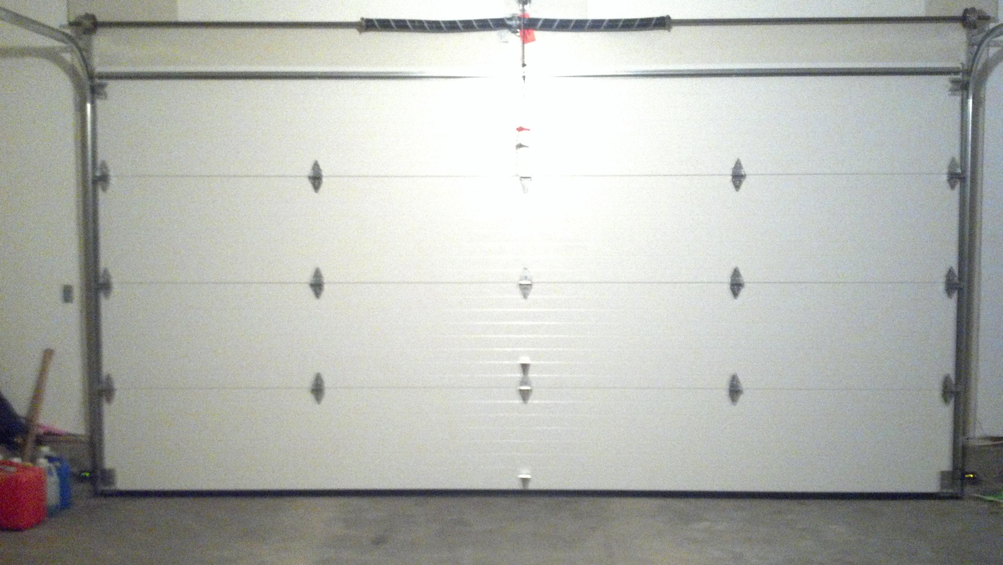 Recent Jobs  Garage Door Company