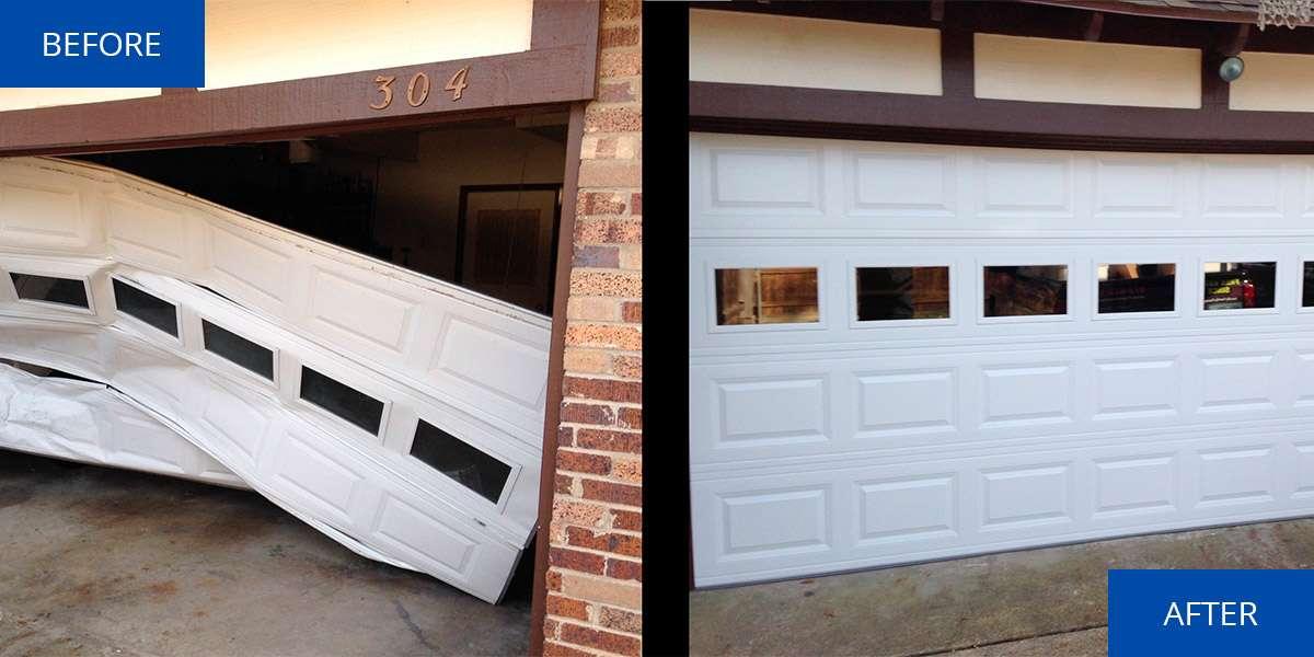 Commercial Garage Doors Service In Denver  Door Repairs In The Denver Metro Area