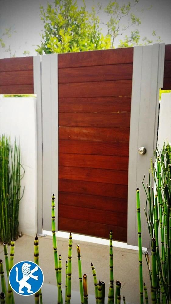Garage Door With Pedestrian Access