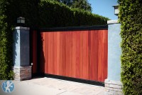 Driveway Gates - Perfect Garage Doors & Gates, Inc.