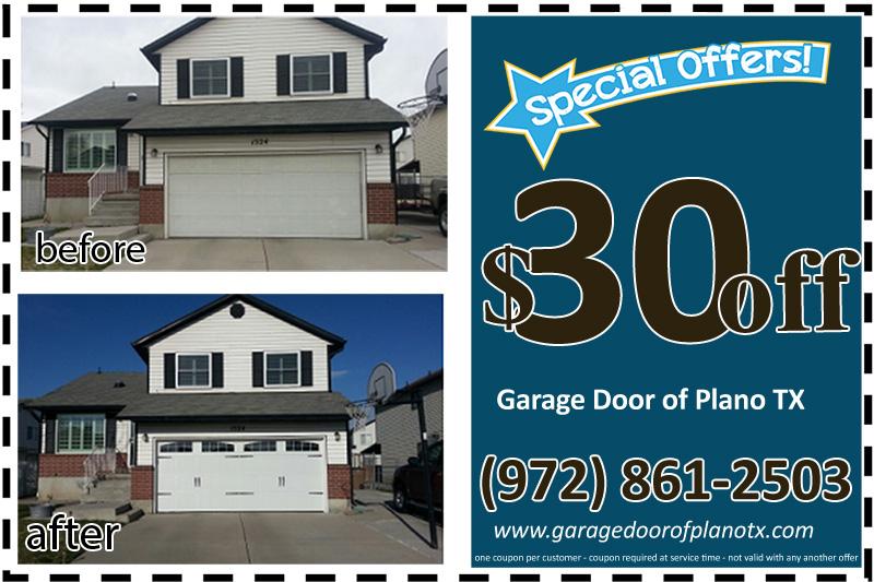 Garage Door of Plano TX  Spring Repair