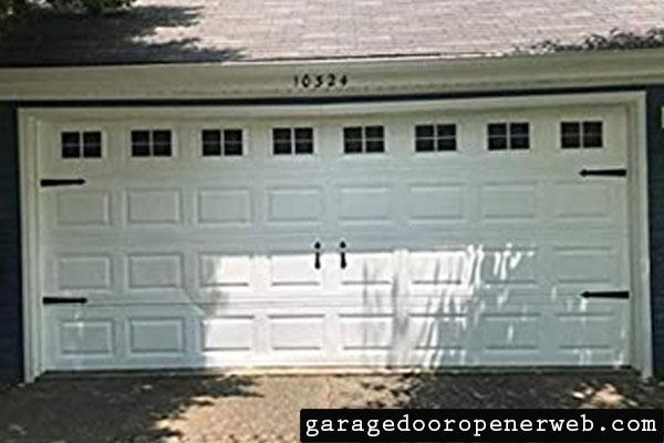 Grace Make Magnetic Garage Door Replacement Panels