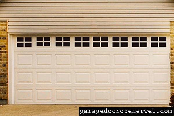 Kinjoek Garage Door Magnetic Panels