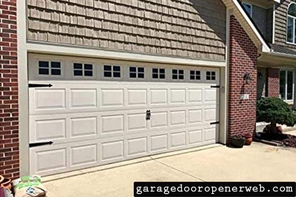 Yurroad Magnetic Garage Door Replacement Panels