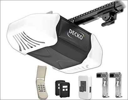 Decko 24300 Chain Drive Garage Door Opener