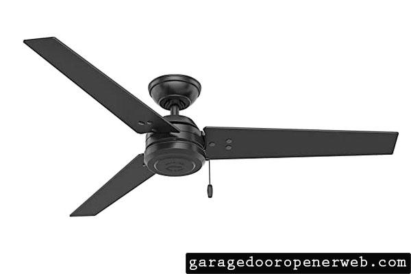 Hunter Fan Company 59264 Hunter 52 Cassius Matte Black Ceiling Fan