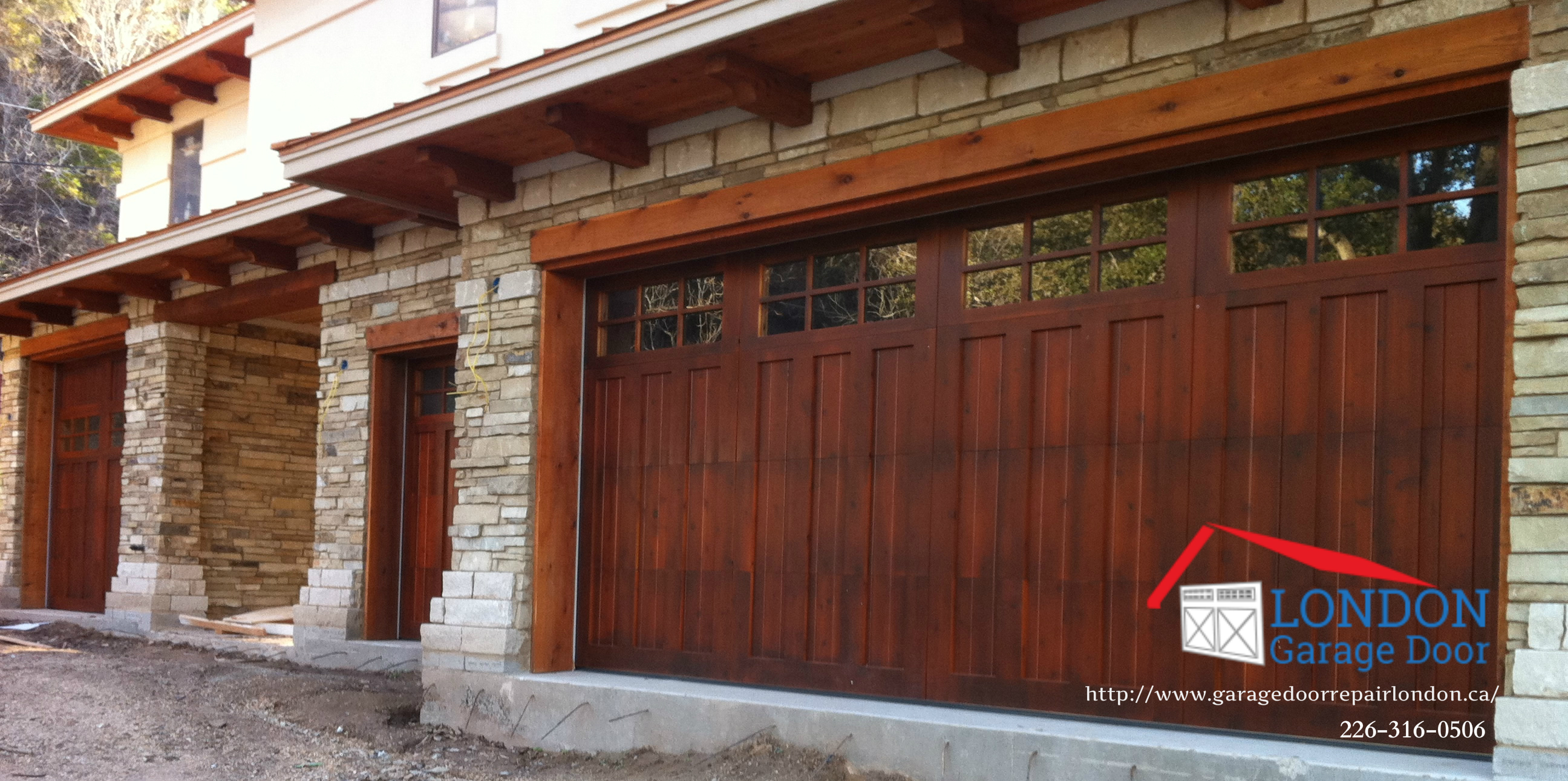 Things To Consider When Choosing A Garage Door Service  London Garage Door