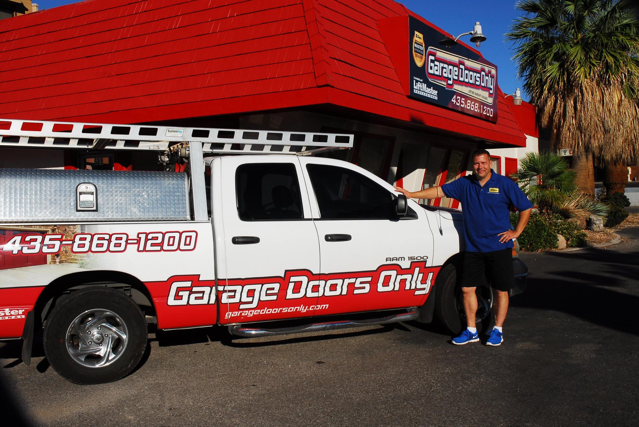 Garage Doors Only  St George  Payson Utah  Fast service Fair prices Serving Utah since 1999