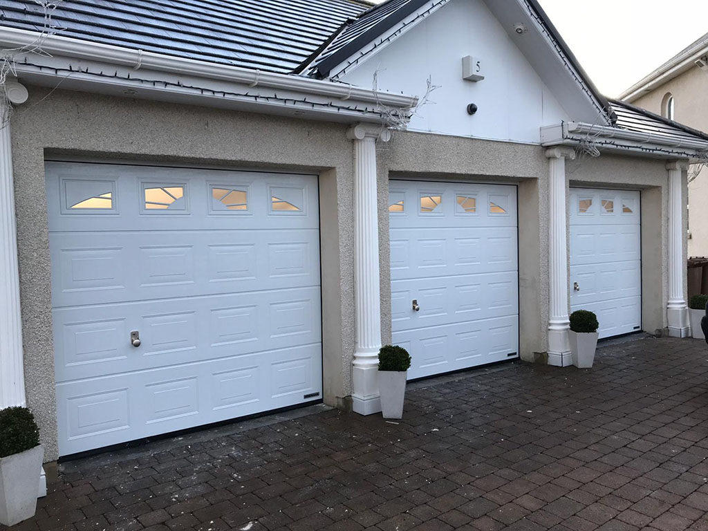 Garage Doors  The Garage Door Company Scotland