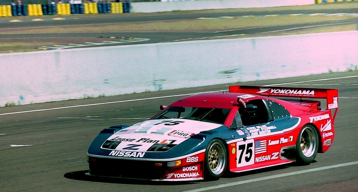 hight resolution of both the z31 and z32 were entered in various motorsport events the z31 scored a trans am win in 1986 at lime rock and was raced in the imsa gt championship